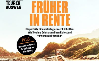 Focus – Früher in Rente